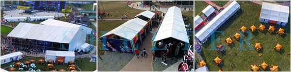 tents for party - event tent marquee solutions - temporary clear span tent structures for sale - recreation celebration and festival tents canopy (2)