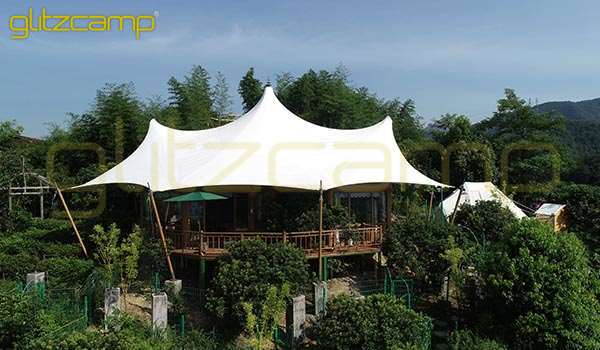 deluxe glamping lodge boutique- luxury camping resort project-dome igloo-safari lodge tents (9)