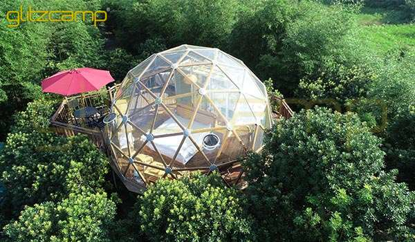 glamping glass dome house- luxury camping resort project-dome igloo-safari lodge tents (10)