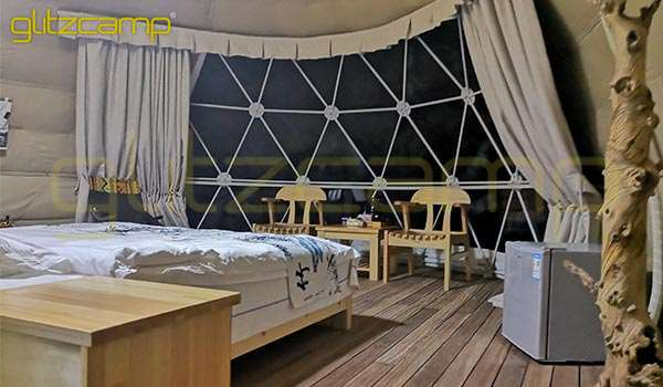 glamping oval domes- luxury camping resort project-dome igloo-safari lodge tents (3)
