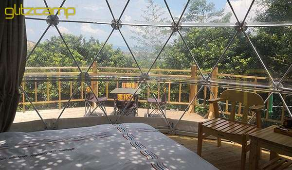 glamping tents hotel - luxury camping resort project-dome igloo-safari lodge tents (1)