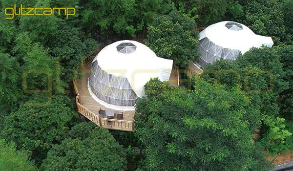 glamping tents hotel - luxury camping resort project-dome igloo-safari lodge tents (2)